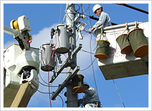 Electric Power Supply Equipment Construction